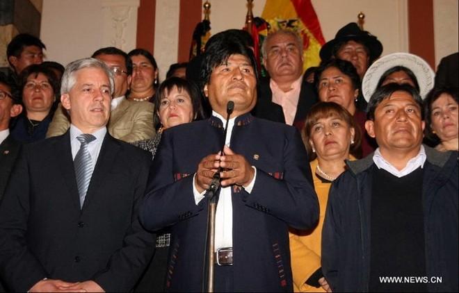 Thi hài cố Tổng thống Chavez được ướp và trưng bày vĩnh viễn ảnh 3