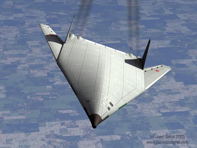 Nga chọn mẫu máy bay ném bom thế hệ thứ 5 PAK DA của Tupolev ảnh 2