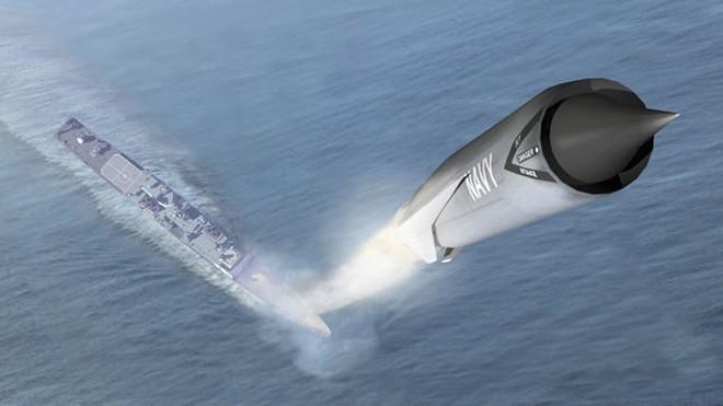 """Mỹ phát triển siêu tên lửa chuyên """"trị"""" tàu sân bay ảnh 1"""