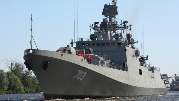 Ấn Độ sắp tiếp nhận khinh hạm trang bị tên lửa BrahMos ảnh 1