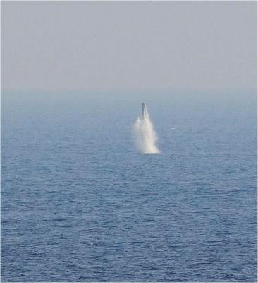 Ấn Độ là nước đầu tiên có tên lửa hành trình siêu âm trên tàu ngầm ảnh 2