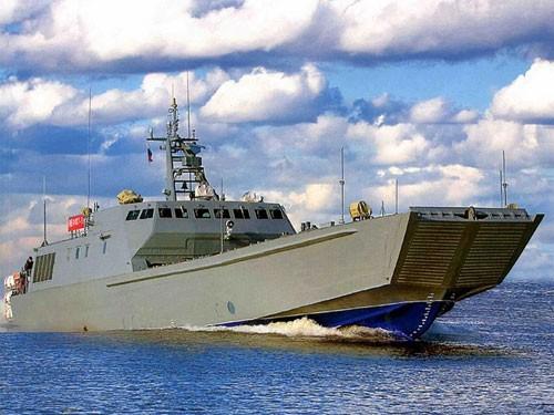 Hạm đội Caspian (Nga) nhận hàng loạt chiến hạm hiện đại ảnh 1