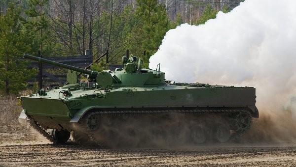 Venezuela nhận 13 xe thiết giáp lội nước của Nga ảnh 1