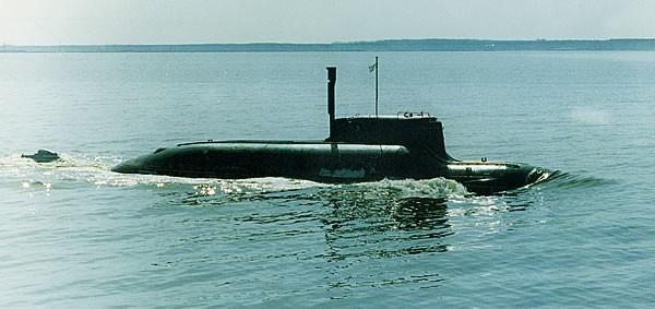 Tàu ngầm Piranha: Lựa chọn phù hợp với các nước nghèo ở biển Đông ảnh 1