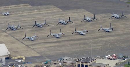 Vì sao Nhật phớt lờ dân chúng, cho Mỹ triển khai thêm 12 chiếc Osprey? ảnh 2