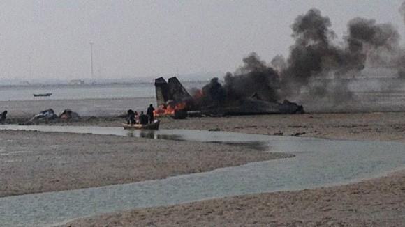 Su-27 rơi, 3 khả năng khiến phi công Trung Quốc không nhảy dù, tử nạn ảnh 1