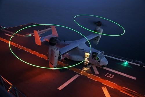 Vì sao Nhật phớt lờ dân chúng, cho Mỹ triển khai thêm 12 chiếc Osprey? ảnh 1
