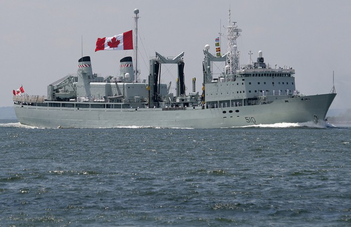 Canada điều 3 tàu tham gia diễn tập lớn nhất với NATO ảnh 1