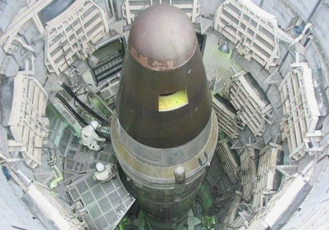 Sức mạnh hủy diệt LGM-30 Minuteman-3 khiến Mỹ sợ Triều Tiên nổi giận ảnh 1