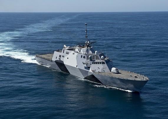 """Philippines - điểm đến đầu tiên của """"Chiến hạm Tự do"""" LSC-1 ảnh 1"""