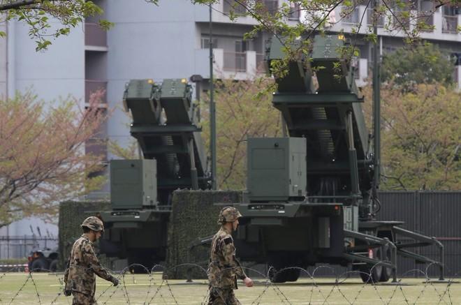Nhật gấp rút triển khai tên lửa đánh chặn Patriot tại Okinawa ảnh 1
