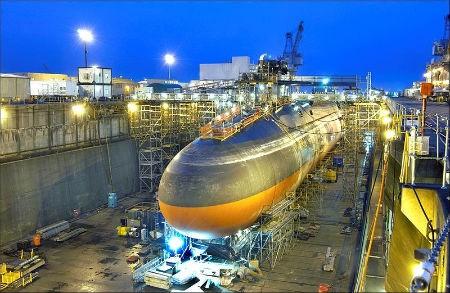 """Nga xây dựng """"Kho tên lửa cơ động"""" khổng lồ dưới đáy biển ảnh 1"""