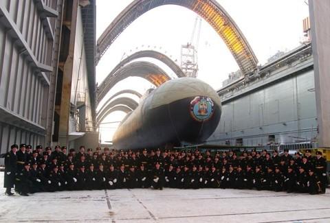 """Nga xây dựng """"Kho tên lửa cơ động"""" khổng lồ dưới đáy biển ảnh 4"""