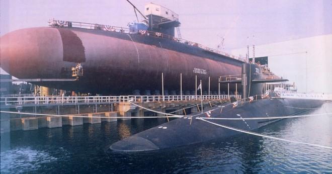 """Nga xây dựng """"Kho tên lửa cơ động"""" khổng lồ dưới đáy biển ảnh 3"""