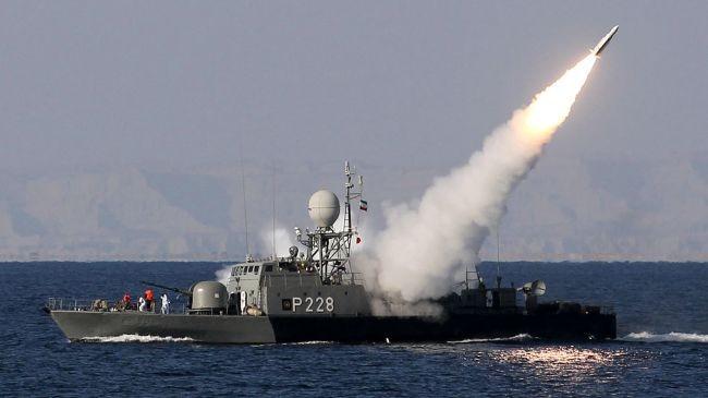 Kinh ngạc công nghệ biến tên lửa đạn đạo thành tên lửa đối hạm của Iran ảnh 1
