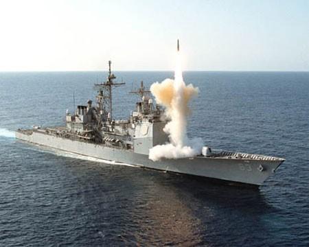 """Vì sao Mỹ gọi """"tái ngũ"""" 9 tuần dương hạm và tàu đổ bộ? ảnh 1"""