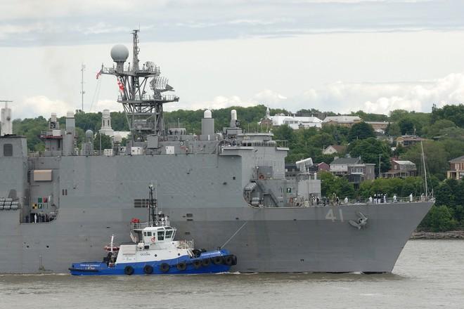 """Vì sao Mỹ gọi """"tái ngũ"""" 9 tuần dương hạm và tàu đổ bộ? ảnh 3"""