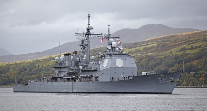"""Vì sao Mỹ gọi """"tái ngũ"""" 9 tuần dương hạm và tàu đổ bộ? ảnh 2"""