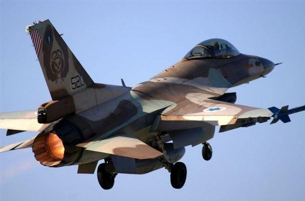 F-16 Israel mới bắn hạ máy bay không người lái của Hezbollah ảnh 1