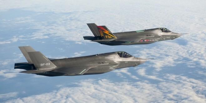 Na Uy chi tới 10,5 tỷ USD mua phi đội 52 chiếc F-35 ảnh 1