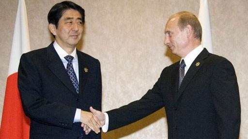 Nhật Bản mơ cùng nắm tay Nga nhằm áp chế Trung Quốc ảnh 2