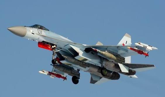 """Phương Tây tán dương: """"Su-35 không phải máy bay thường mà là… UFO"""" ảnh 2"""