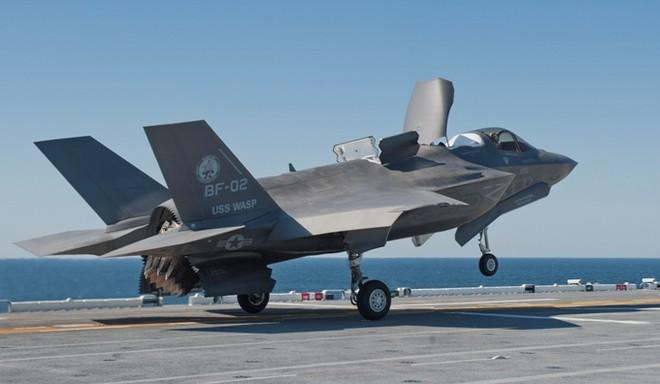 Pratt & Whitney bàn giao 100 động cơ máy bay chiến đấu F-35 ảnh 1