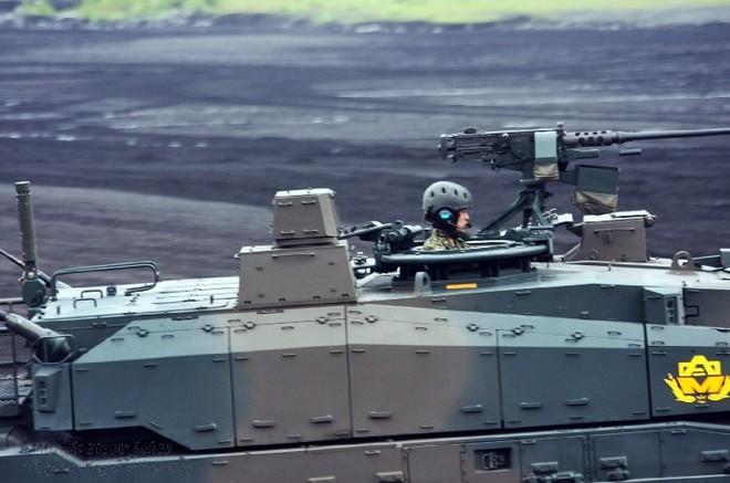 Sức mạnh ghê gớm sư đoàn xe tăng tầm cỡ thế giới của Nhật ảnh 5