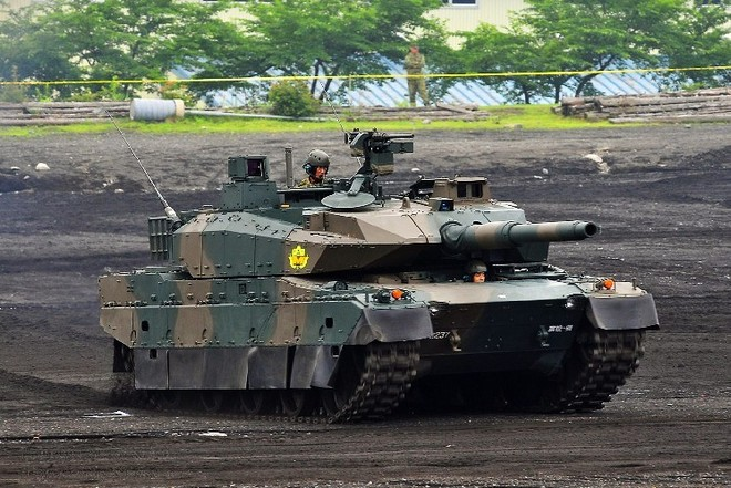 Sức mạnh ghê gớm sư đoàn xe tăng tầm cỡ thế giới của Nhật ảnh 3