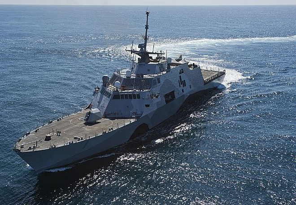 Hàng chục tàu chiến Mỹ và Singapore diễn tập CARAT ở biển Đông ảnh 1