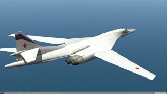 """Nga nâng cấp 3 """"Thiên nga trắng"""" Tu-160 Blackjack ảnh 1"""