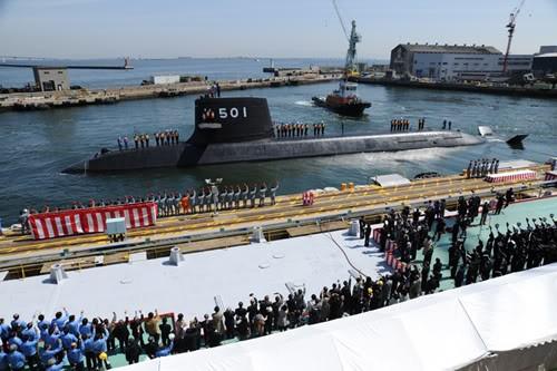 Trung Quốc bất lực trước hàng loạt vũ khí siêu khủng của Nhật? ảnh 7