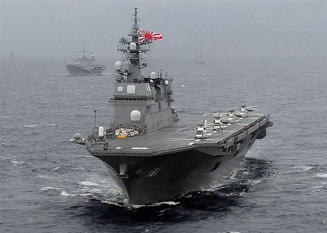 Trung Quốc bất lực trước hàng loạt vũ khí siêu khủng của Nhật? ảnh 8