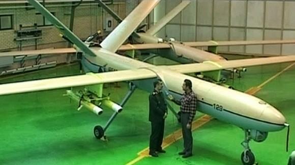 Iran dùng công nghệ Mỹ, tự chế UAV tấn công hàng đầu thế giới ảnh 1