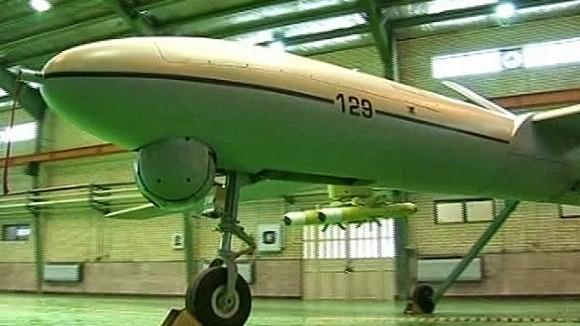 Iran dùng công nghệ Mỹ, tự chế UAV tấn công hàng đầu thế giới ảnh 7