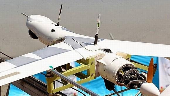 Iran dùng công nghệ Mỹ, tự chế UAV tấn công hàng đầu thế giới ảnh 3