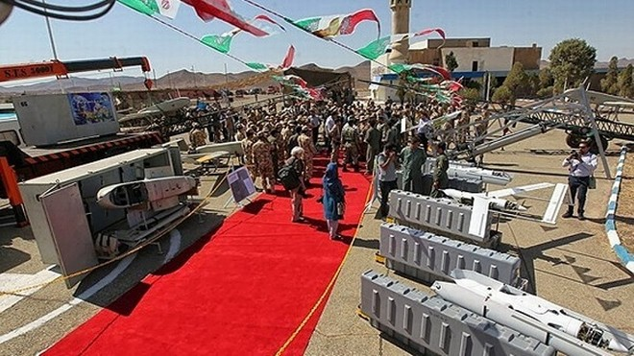 Iran dùng công nghệ Mỹ, tự chế UAV tấn công hàng đầu thế giới ảnh 4