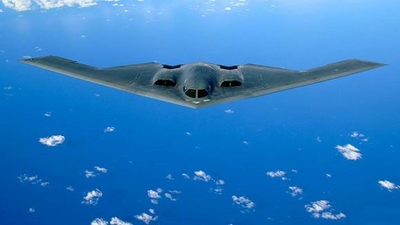 Mỹ vạch kế hoạch thống trị bầu trời thế giới ảnh 2