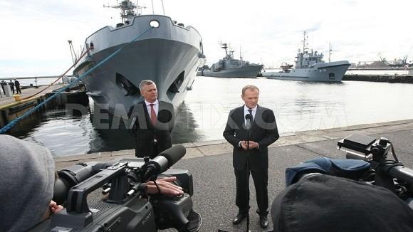 Ba Lan đặt mua 3 tàu quét mìn và 1 tàu tuần tra mới ảnh 1