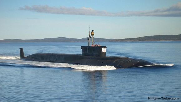 Nga tái khởi động thử nghiệm tàu ngầm hạt nhân lớp Borey ảnh 1