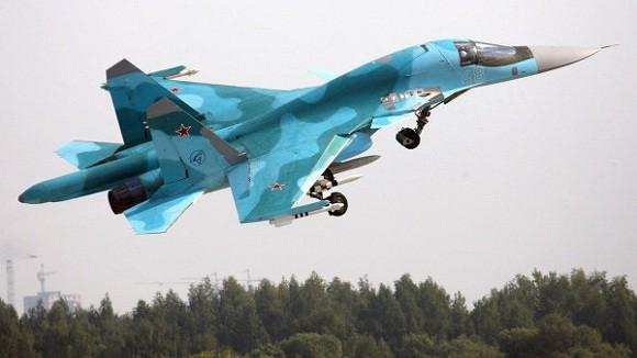 Nga chuẩn bị tiếp nhận 30 chiếc máy bay Su-34 Fullback ảnh 1