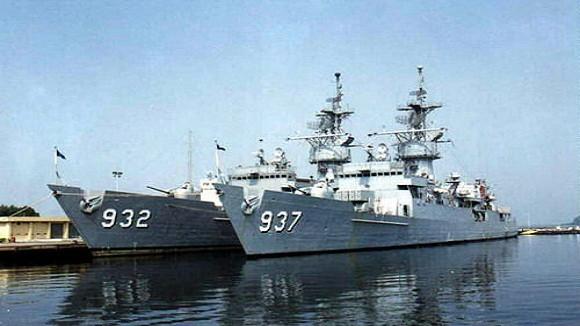 """Đài Loan tuyên bố: Trung Quốc tung """"tin vịt"""" Đài Loan bỏ hết tàu hộ vệ Knox ảnh 1"""