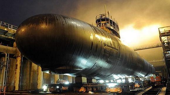 Uy lực cực mạnh của tàu ngầm hạt nhân lớp Virginia của Mỹ ảnh 3