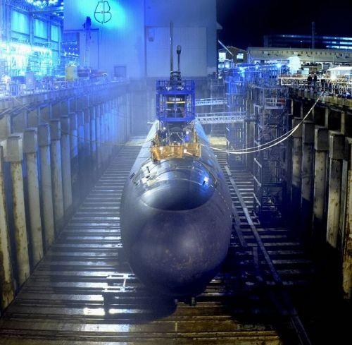 Uy lực cực mạnh của tàu ngầm hạt nhân lớp Virginia của Mỹ ảnh 4