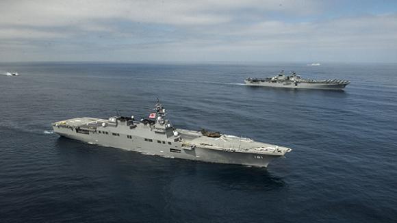 Nhật buồn lòng vì Mỹ không muốn đối đầu trực tiếp với Trung Quốc ảnh 1