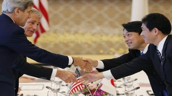 Nhật buồn lòng vì Mỹ không muốn đối đầu trực tiếp với Trung Quốc ảnh 2
