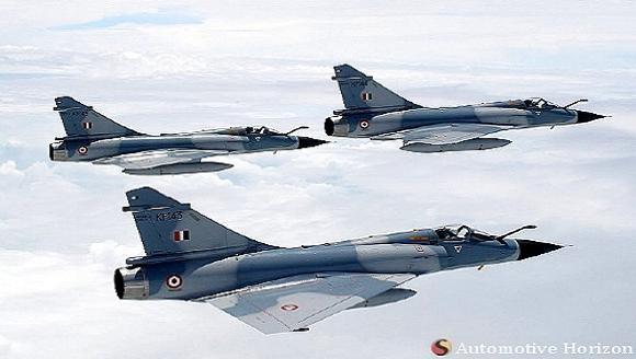 Pháp giúp Ấn Độ nâng cấp lớn 49 chiếc Mirage-2000 ảnh 1