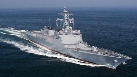 Hàn Quốc nỗ lực đóng 6 tàu khu trục Aegis cực mạnh ảnh 1