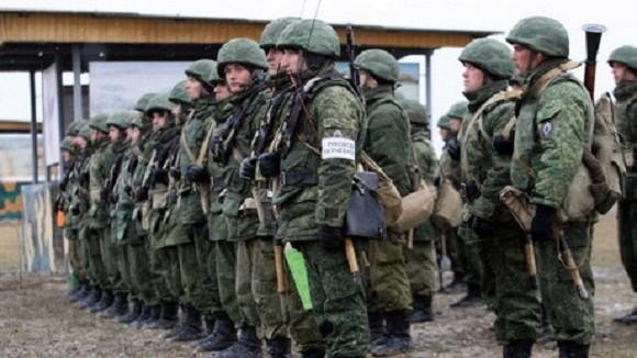 """Lính Nga chuẩn bị biến thành """"chiến binh tương lai"""" Ratnik ảnh 1"""