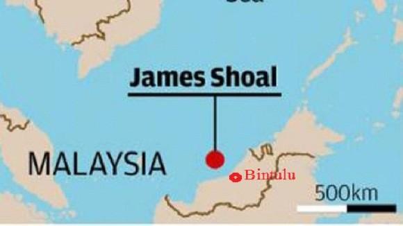 Malaysia lập căn cứ hải quân, chặn Trung Quốc ở James Shoal ảnh 2